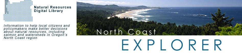 North Coast Basin Explorer: Banner Image