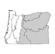 Central and Eastern Oregon