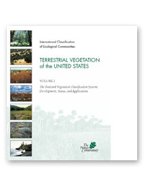 National Vegetation Classification (NVCS; 1998, with revisions)