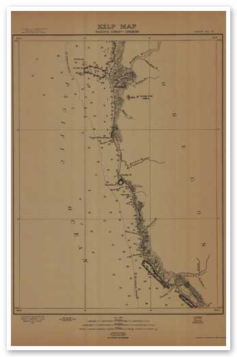 southern country coast maps antrim of oregon map