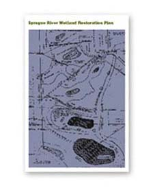 Plan for Sprague River Restoration Plan, Klamath Basin, Oregon