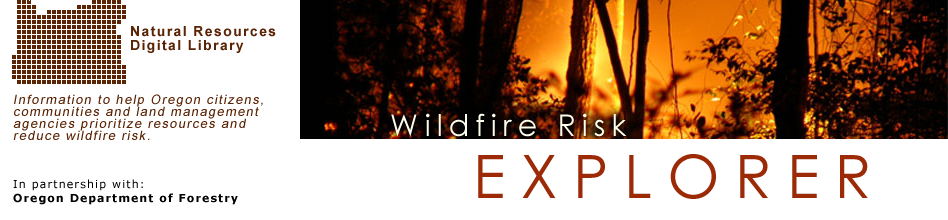 Wildfire Explorer: Banner Image