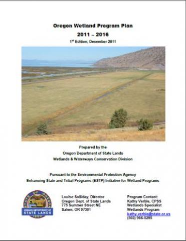 Oregon Wetland Program