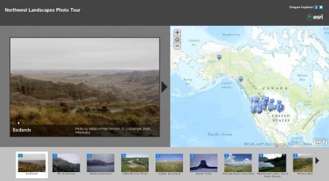 Northwest Landscapes Photo Tour