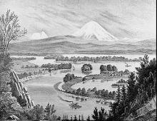 The Oregon Encyclopedia Willamette River Oregonexplorer - Oregon encyclopedia