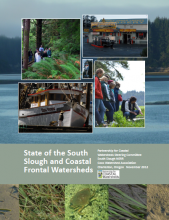 State of the South Slough and Coastal Frontal Watersheds