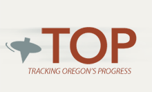 Tracking Oregons Progress Logo