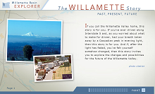 Willamette Multimedia Story