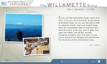 Willamette Multimedia Story