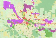 Oregon Zoning Map | oregonexplorer | Oregon State University on